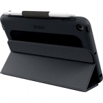 Zagg Rugged Messenger Case with VisionGuard Screen Protector for iPad Mini 4 & 5 - Black