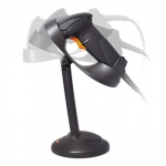 Zebex Z-3191LE 1D Laser Handheld USB Barcode Scanner with Stand