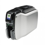 Zebra ZC300 Single-Sided Card Printer - USB Ethernet