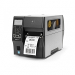 Zebra Midrange ZT410 203DPI 4 Inch Thermal Transfer Label Printer - Ethernet Serial USB Bluetooth