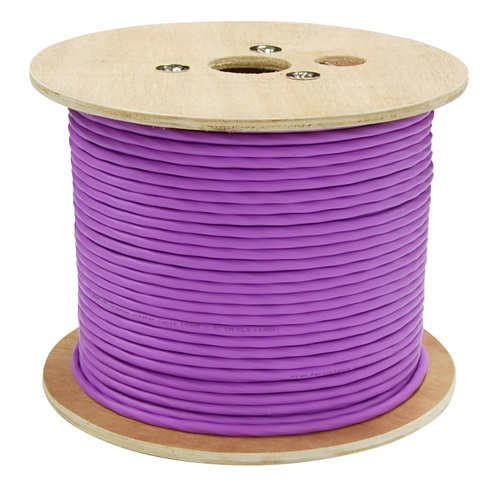 Dynamix 152M 4 Core 14AWG/2.08mm2 Dual Sheath High Performance Speaker Cable - Violet