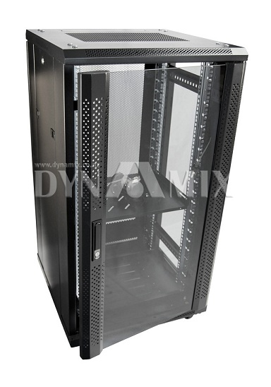 Dynamix 27RU Server Cabinet 600mm Deep (600x600x1388mm)