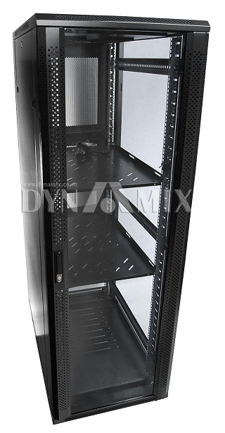 Dynamix 37RU Server Cabinet 1000mm Deep (600x1000x1833mm)
