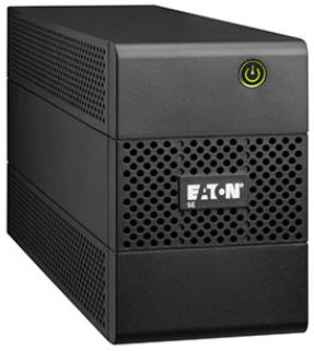 Eaton 5E 650VA/360W 2 x Outlets Line Interactive Tower UPS