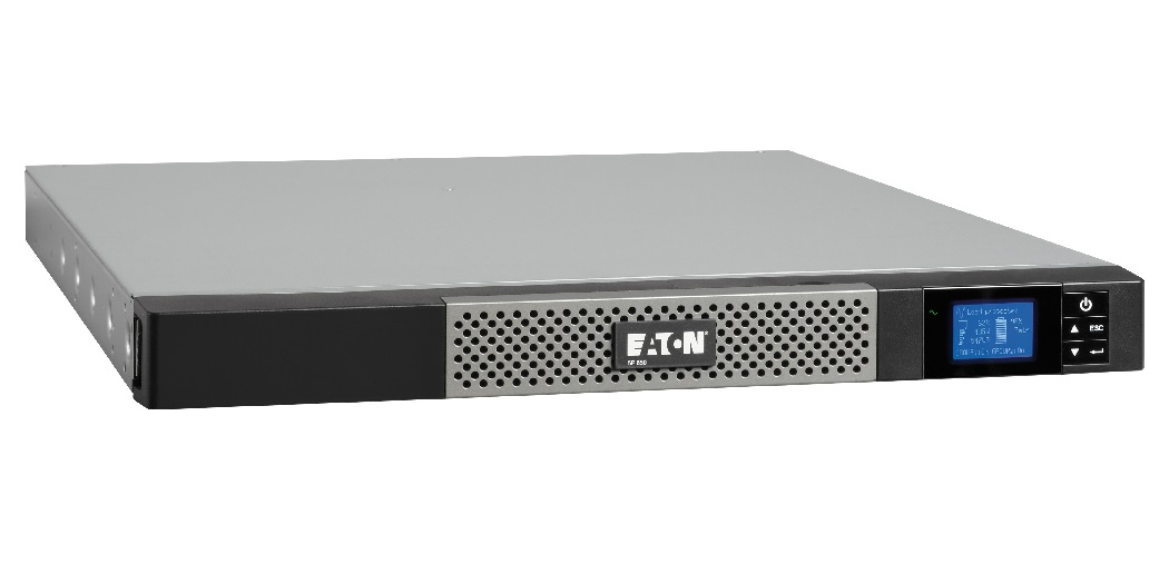 Eaton 5P 1550VA 1100W/770W 6 x Outlets Line-Interactive Rackmount UPS