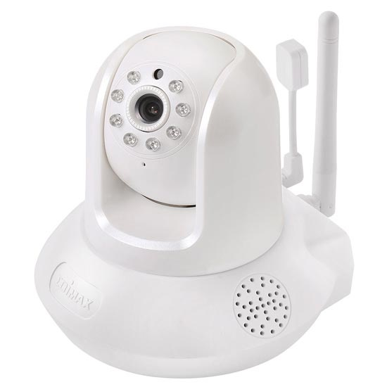 Edimax HD Wireless Day & Night Pan Tilt Network Camera.