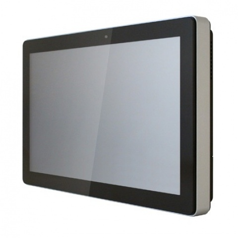 Element K758 18.5 Inch D525 1.8Ghz 2GB RAM 320GB HDD Resistive Touchscreen POS Terminal with No OS - Black