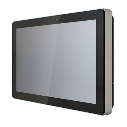 Element K758 D525 ATOM 1.8GHZ, 1GB 160GB, 18.5Inch Resistive True Flat Gesture Touch Terminal
