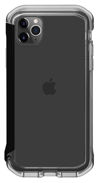 STM Element Rail Case for iPhone 11 Pro Max & XS Max - Clear/Black