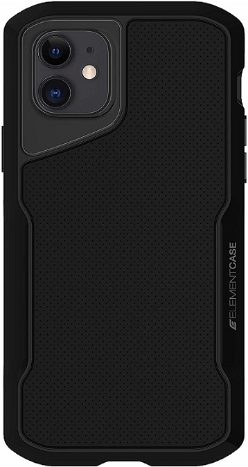 STM Element Shadow Case for iPhone 11 - Black