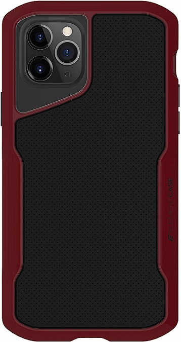 STM Element Shadow Case for iPhone 11 Pro Max - Oxblood