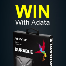 WIN with Adata