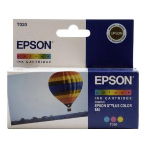 Epson T020 Colour Ink Cartridge for Epson 880