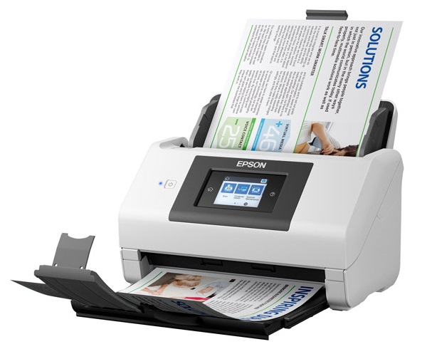 Epson DS-780N Network Colour Document Scanner
