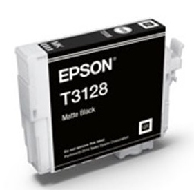 Epson T3128 Matte Black Ink Cartridge