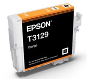 Epson UltraChrome Hi-Gloss2 T312 Orange Ink Cartridge