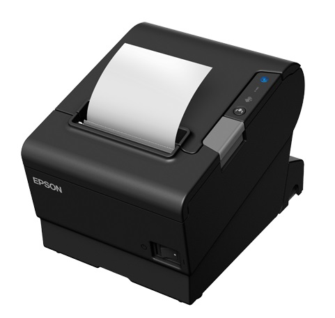 Epson TMT88-VI Thermal Direct Receipt Printer - Ethernet USB Serial