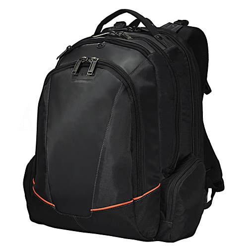 Everki Flight Checkpoint Friendly 16 Inch Laptop Backpack - Black