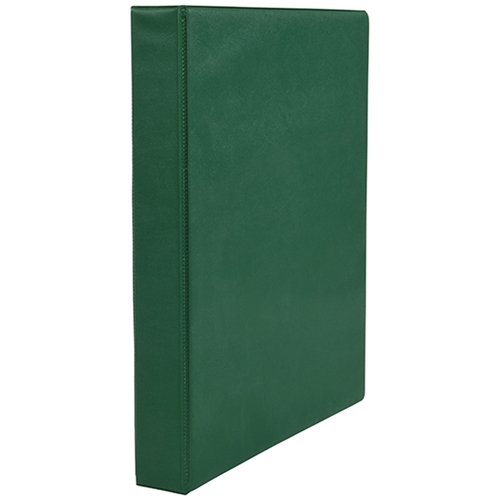 File Master A4 PVC 2/26 Ring Binder - Green