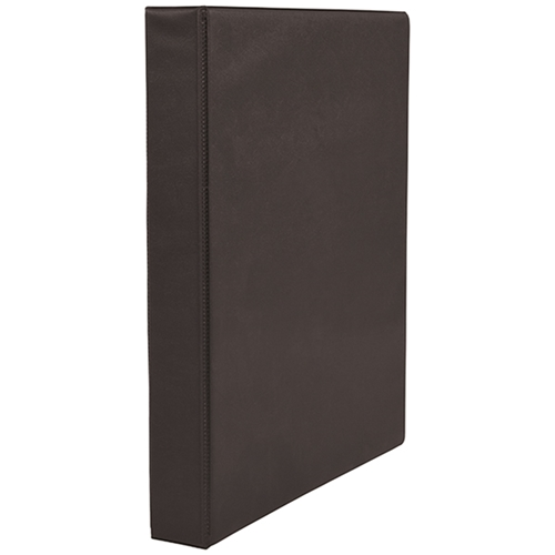 File Master A5 PVC 2/26 Ring Binder - Black