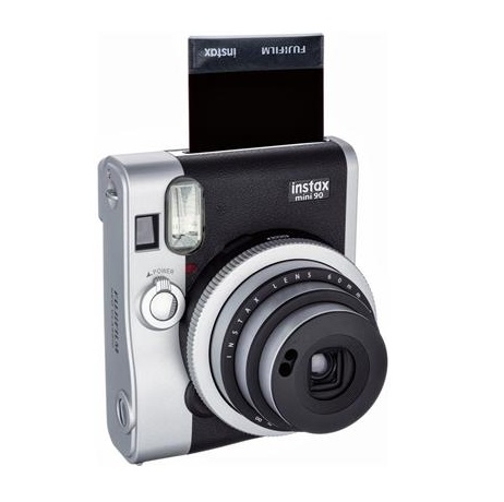Fujifilm Instax Mini 90 Neo Classic Instant Film Camera - Black