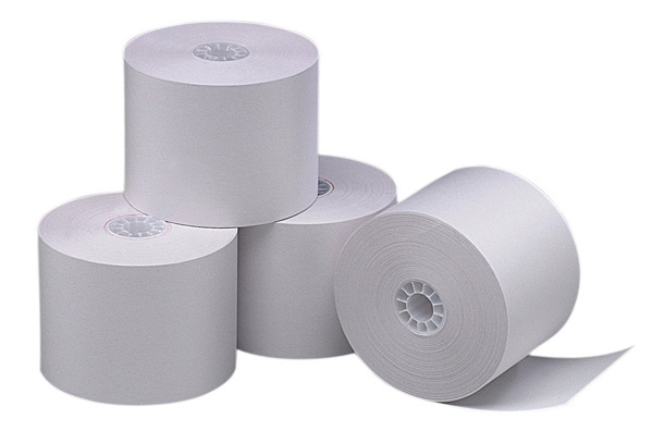 Generic 80mm X 80mm Thermal Paper - Box of 24 Rolls