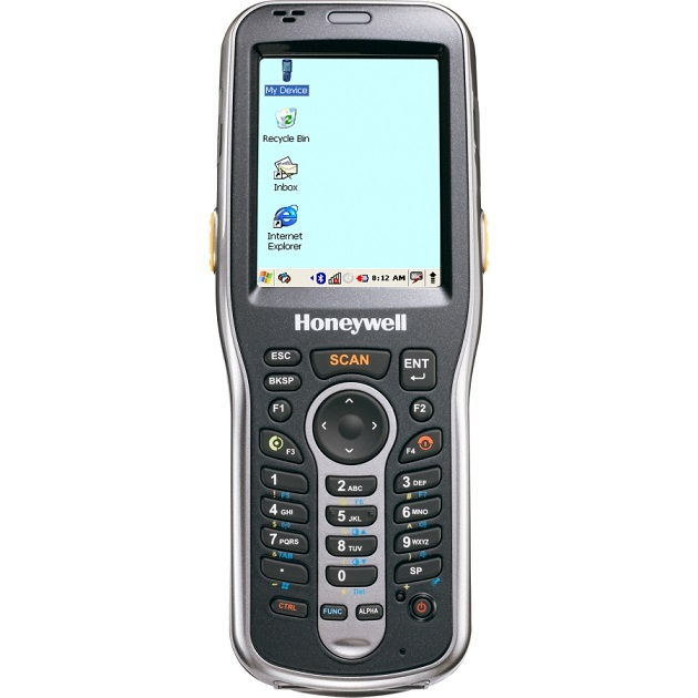 Honeywell Dolphin 6100 2D 5300SR Bluetooth Wifi (Standard Battery) PDT With Windows CE 5.0