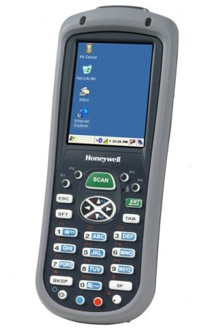 Honeywell Dolphin 7600 2D 5300SR Mobile PDT Computer - With Windows Mobile 6.0