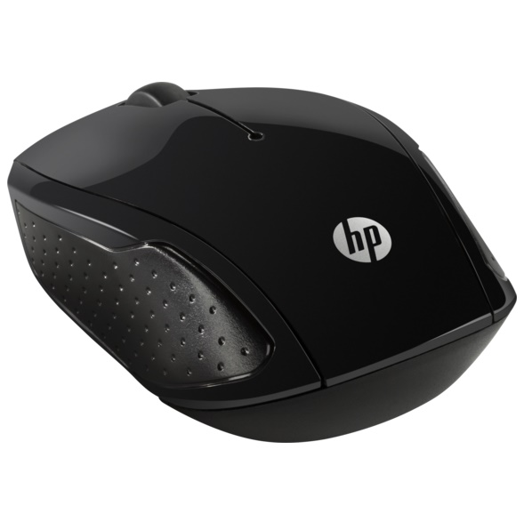 HP 200 Wireless Mouse - Black