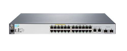 HP 2530-24-PoE+ 24 x RJ45 Manageable POE Ethernet Switch