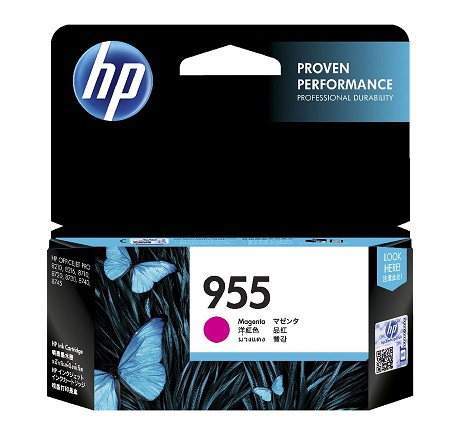 HP 955 Magenta Ink Cartridge
