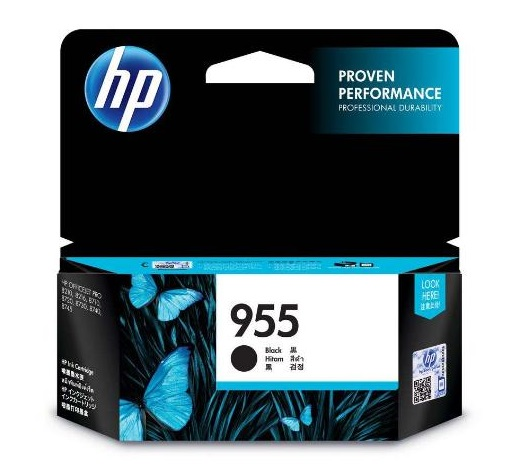 HP 955 Black Ink Cartridge