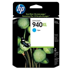 HP C4907AA 940XL Cyan Ink Cartridge