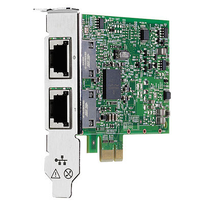 HPE Ethernet 1Gb 2 port 332T Adapter Card