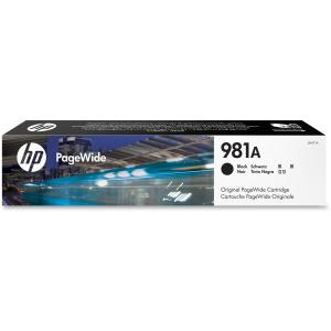 HP 981A Black Ink Cartridge