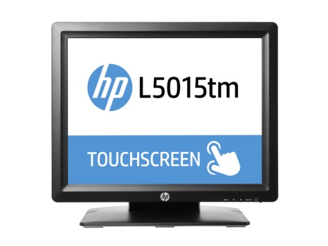 HP L5015tm 15 Inch 1024 x 768 4:3 Touch POS Monitor
