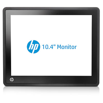 HP L6010 10.4 Inch Retail LED Monitor A1X76AA - No Stand