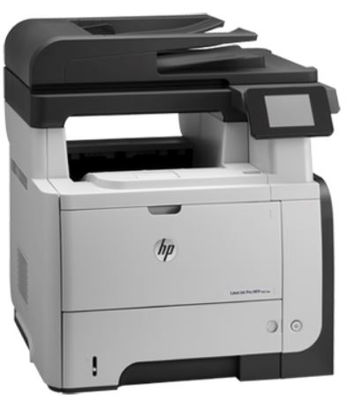 HP LaserJet Pro M521DW Mono Wireless Duplex A4 Multi Function Laser Printer