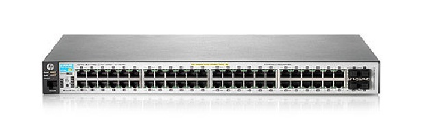 HP 2530-48G-PoE+ 48 POE Ports Manageable Ethernet Switch 4 x Expansion Slots 10/100/1000Base-T