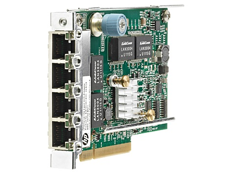 HPE Ethernet 1Gb 4-port 331FLR Adapter