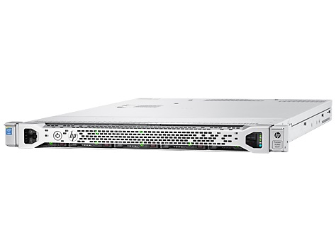 HPE ProLiant DL360 Gen9 E5-2630v4 2.20Ghz 16GB RAM SAS/SATA 1RU Server with No OS