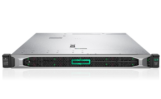 HPE ProLiant DL360 Gen10 Xeon Gold 5120 2.2Ghz 64GB RAM 2 x 600GB SAS Dual PSU 1RU Server with No OS