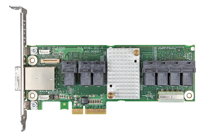 Intel RES3FV288 PCI Express RAID Expander Card