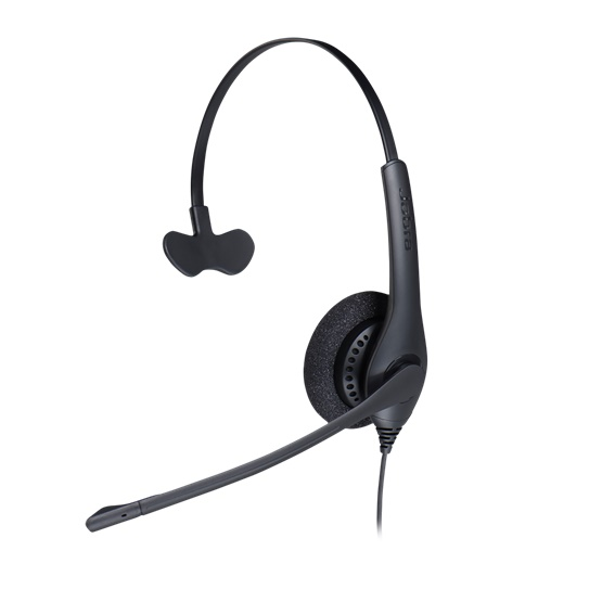 Jabra Biz 1500 Mono QD Headset - Quick Disconnect