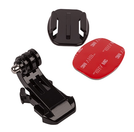 Kaiser Baas Action Camera J-Mount Quick Release Kit Compatible with GoPro