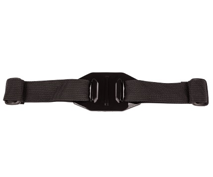 Kaiser Baas Action Camera Vented Helmet Strap Compatible with GoPro