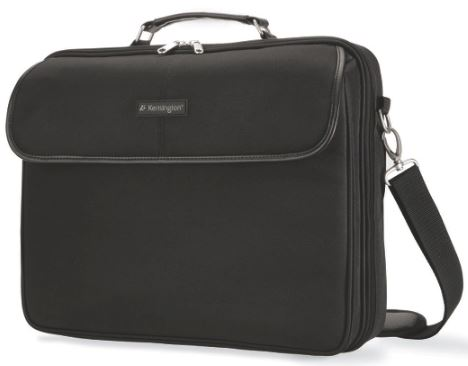 Kensington Simply Portable Carrying Case for 15.6inch Notebook - Black