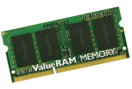 Kingston 2GB 1333MHz DDR3 Non-ECC CL9 SODIMM Single Rank x16 Memory