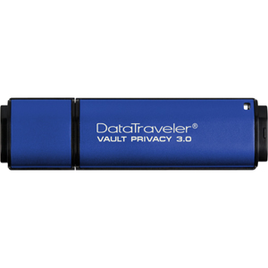 Kingston DataTraveler Vault 32GB USB 3.0 Flash Drive