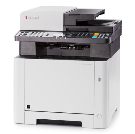 Kyocera Ecosys M5521CDN A4 21ppm Duplex Network Colour Laser Multifunction Printer